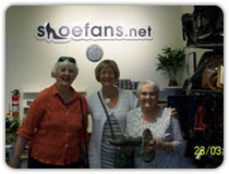 happy shoefans.net clients